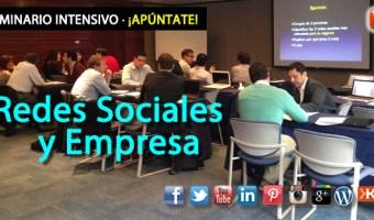 seminario redes sociales empresa community internet the social media company