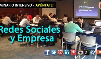 seminario redes sociales empresa community internet the social media company