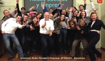 seminario redes sociales y empresa chile barcelona community internet the social media company