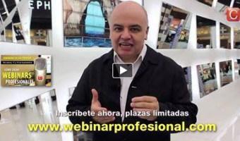 video enrique san juan como hacer webinars profesionales community internet the social media company redes sociales