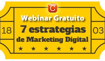 Webinar gratuito: 7 estrategias efectivas de marketing digital