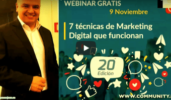 7 técnicas de Marketing Digital que funcionan