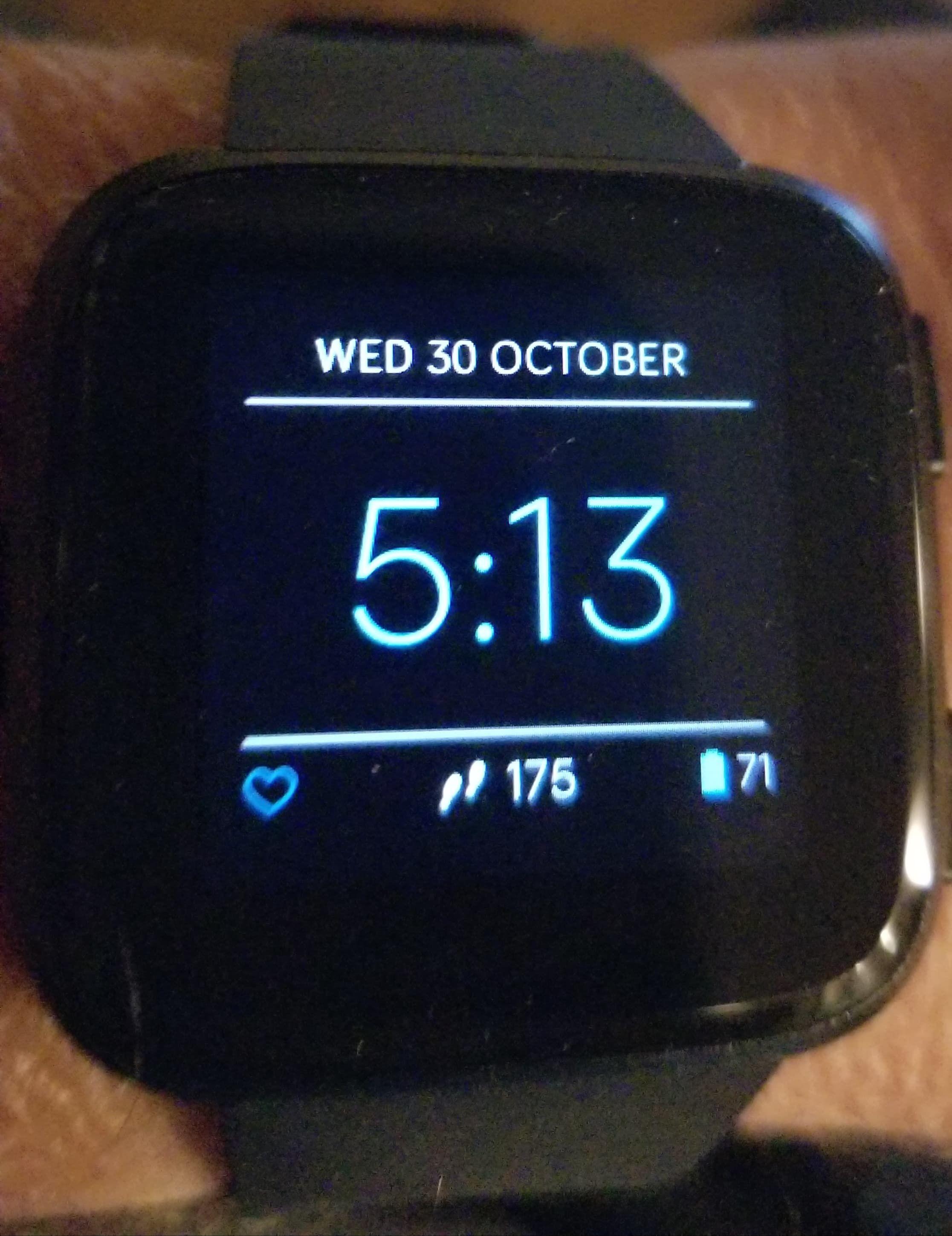 Solved: Heart rate no longer registering - Fitbit Community