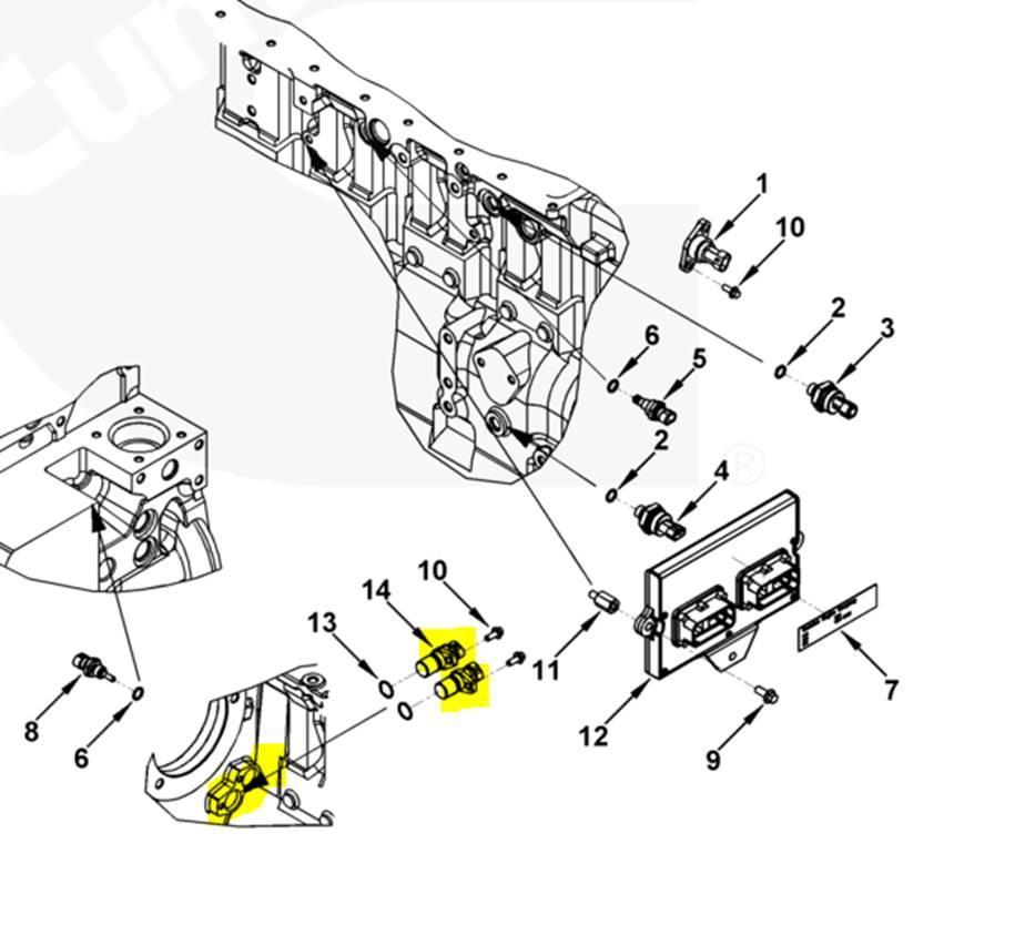 Caterpillar Tps Wiring Diagram Throttle Position Sensor