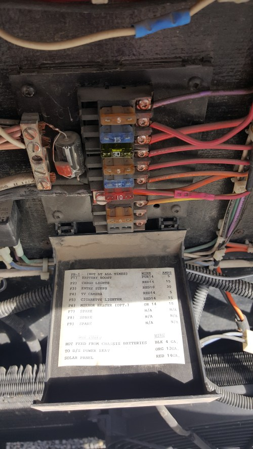 small resolution of mystery fuse box electrical fmca rv forums a community of rvers 003 jpg 2001 safari