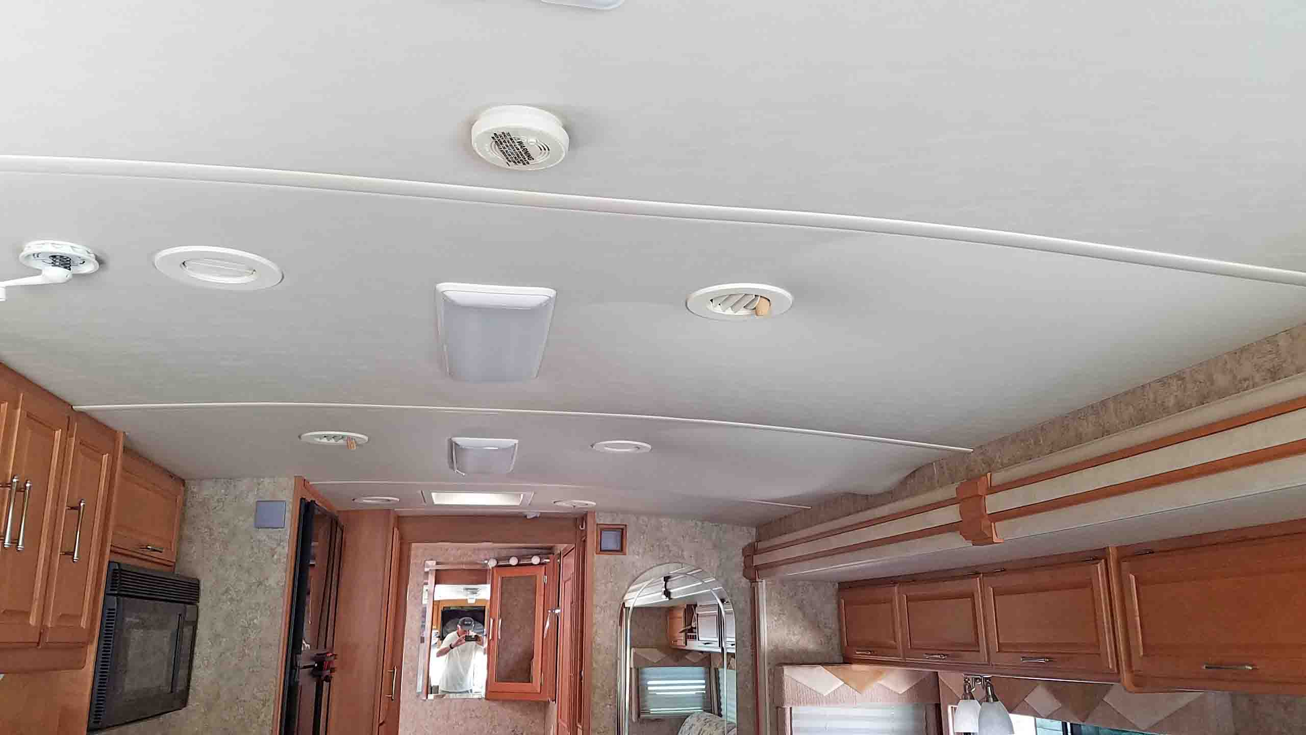 RV Walls & Ceiling