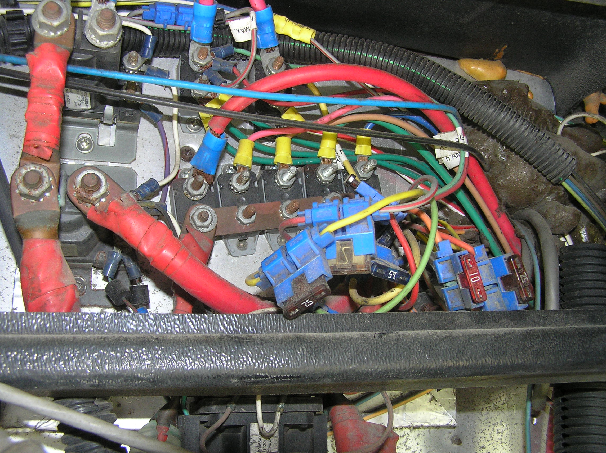 Motorhome Wiring Diagrams On Workhorse 5 Ballast Wiring Diagram