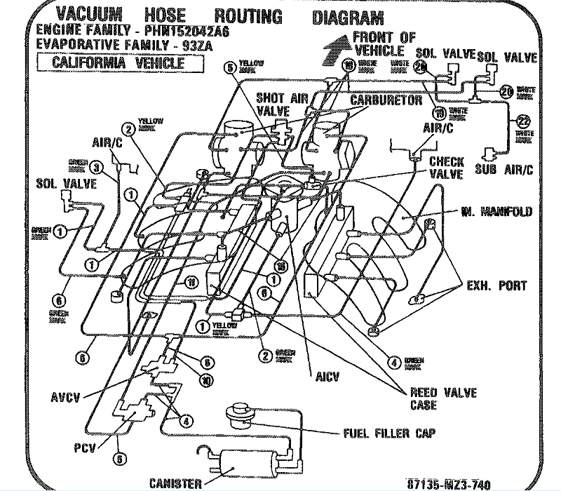 1979 Honda Goldwing Wiring Diagram