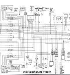 xv500k virago ignition wiring yamaha 250 wiring diagram wiring diagram byblank yamaha xv250 [ 1631 x 1121 Pixel ]