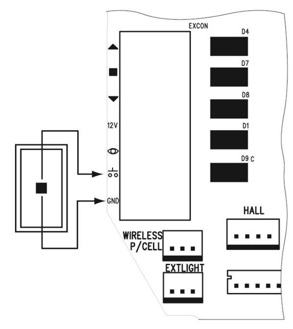 gliderol gts wiring diagram