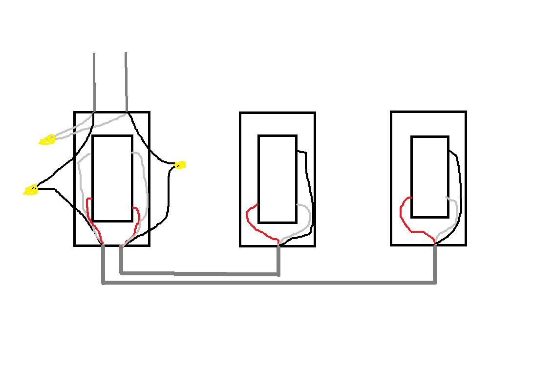 Lzw31 Sn 4 Way Wiring Help