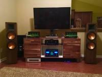 Living Room Setup - Members Albums Category - The Klipsch ...