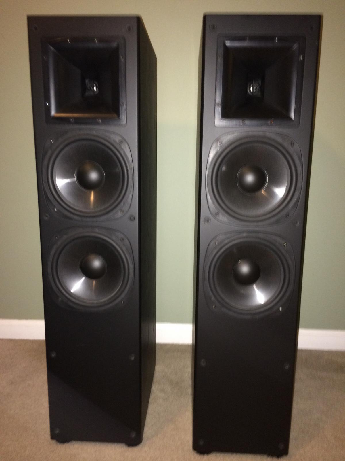 SF3 Floorstanding Speakers  KSW12 Subwoofer For Sale