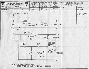 La Scala wiring diagramm  TechnicalModifications  The