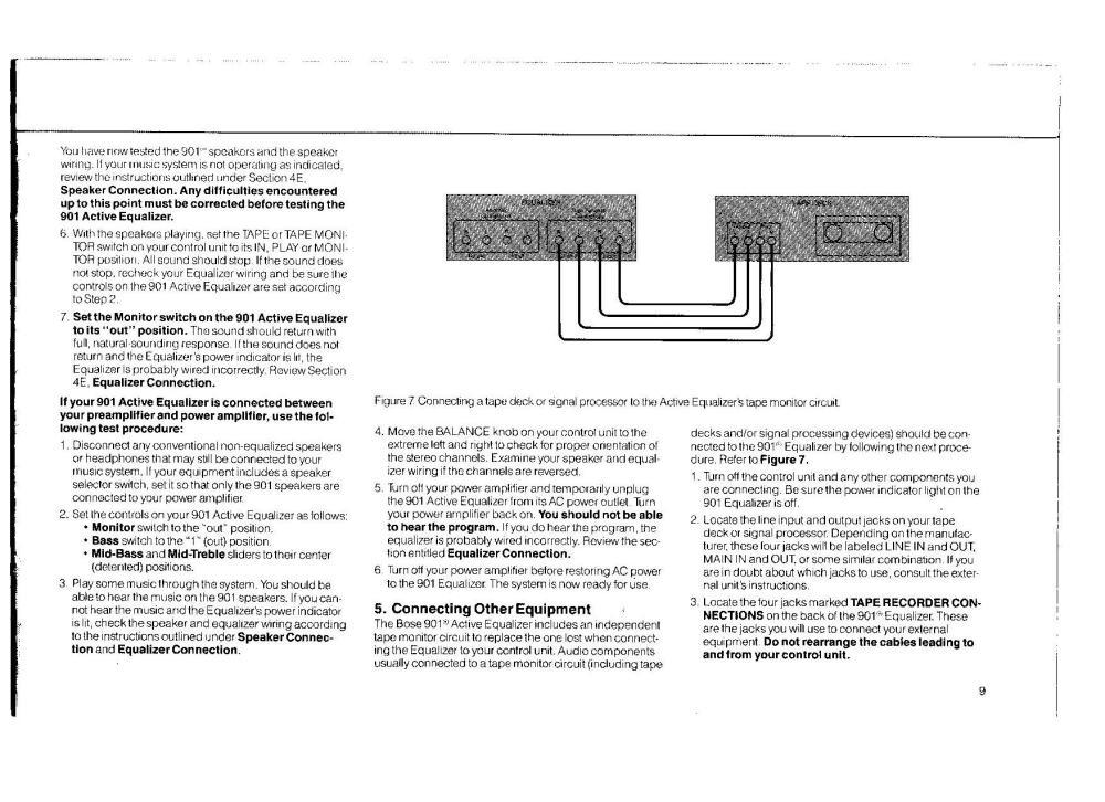 medium resolution of hooking up bose 901 wiring diagram