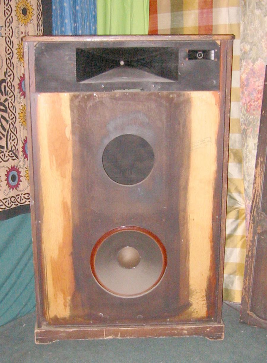 Wiring A Speaker Cabinet