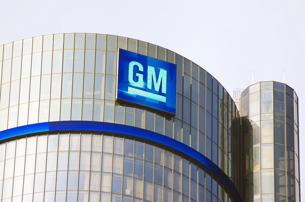 Image result for GM, General Motors, sign, photos