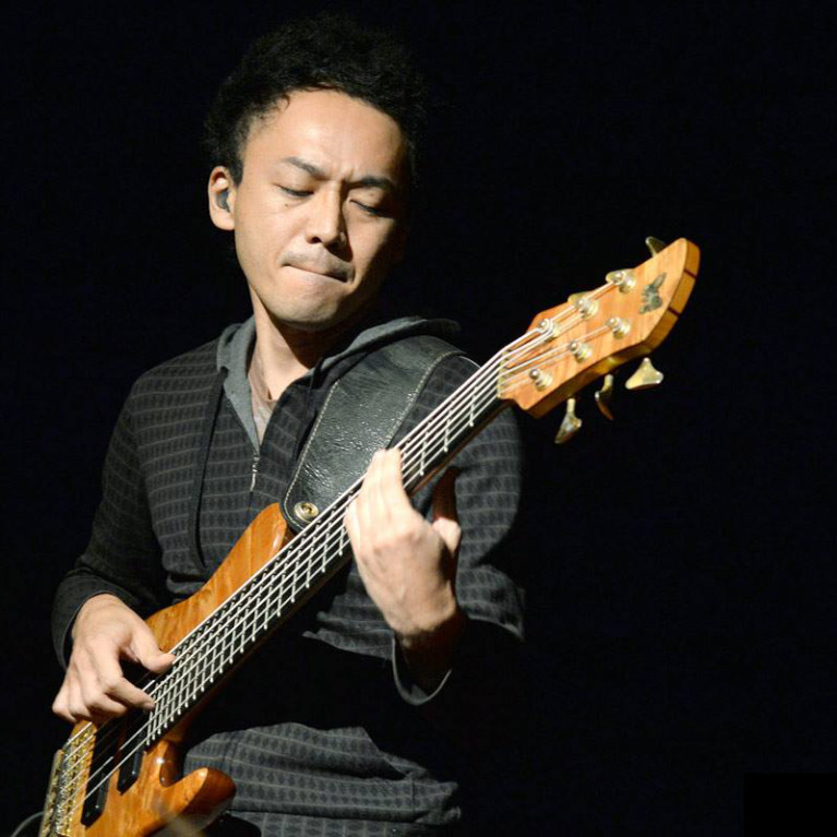 Bass Lessons with Moto Fukushima