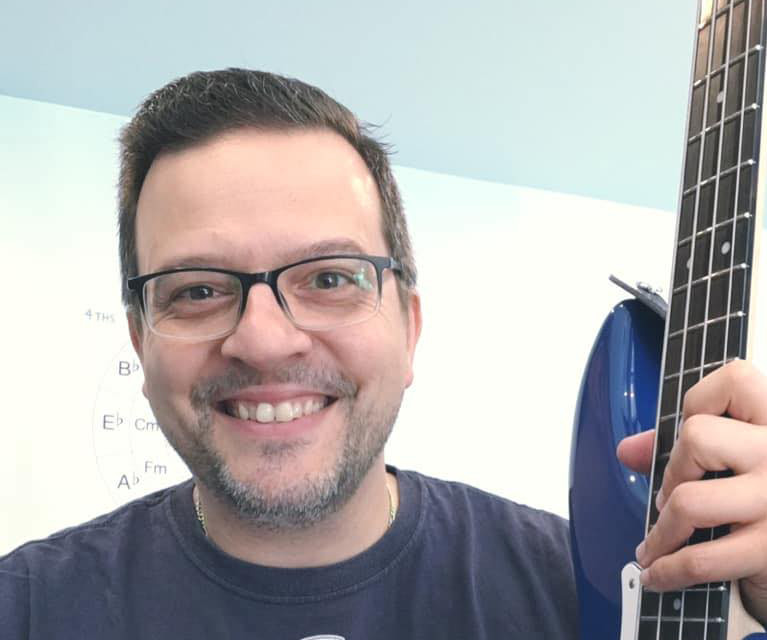 Bass Lessons with Jason Raso