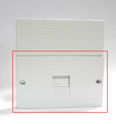bt openreach master socket 5c wiring diagram krone rj12 testing from the plusnet community nearly all properties have a although some may look little different they do not always detachable section like one
