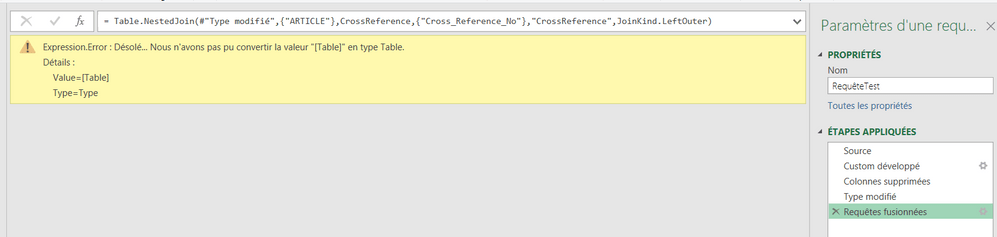 cannot convert a value of type t