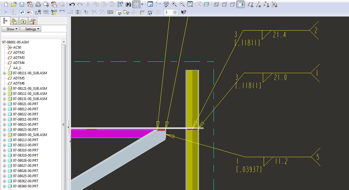 hight resolution of weld fillet num digits pro e png 59 kb