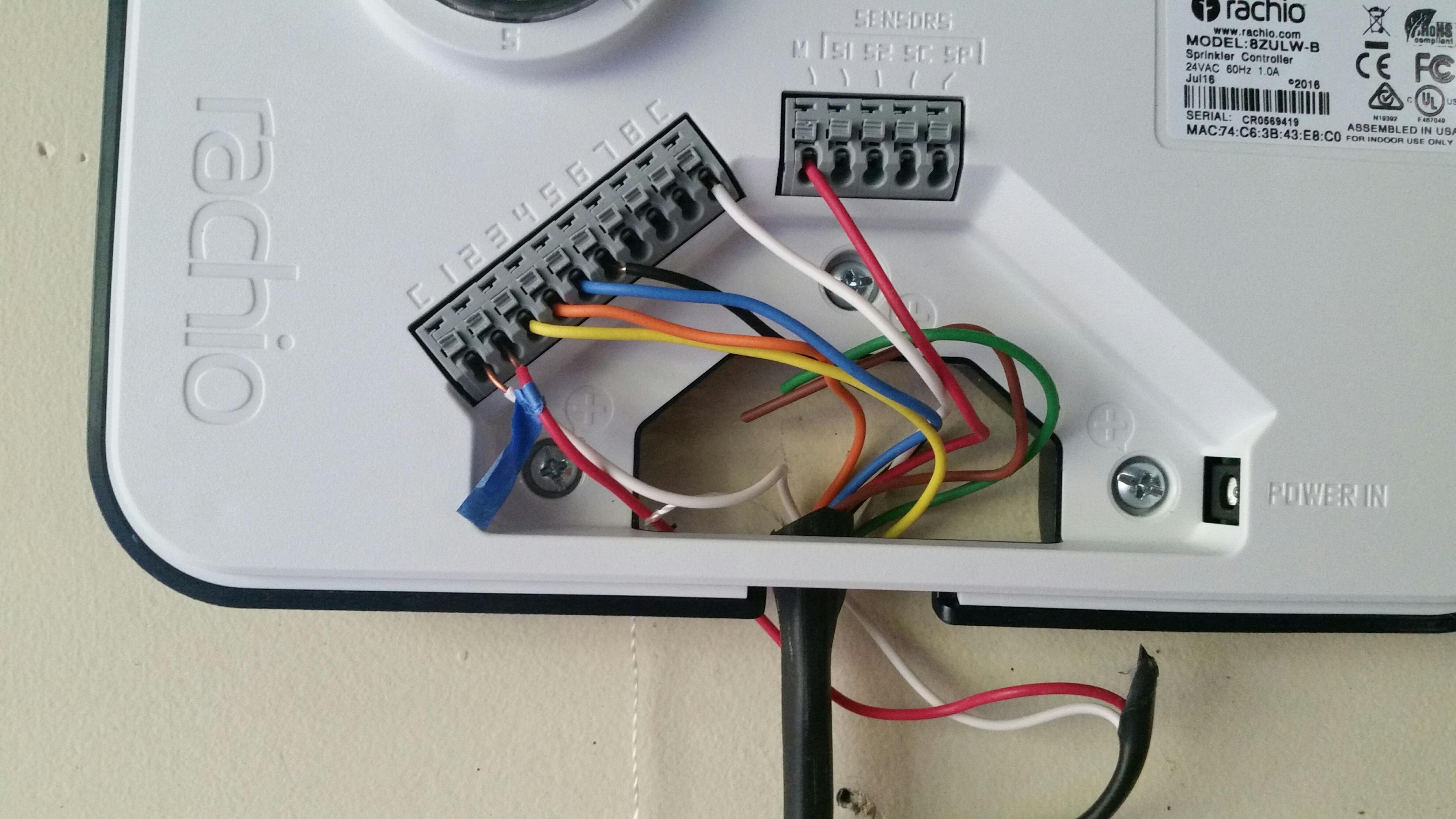 hunter pro c sprinkler system wiring diagram goodman electric heater psr 22 28 images