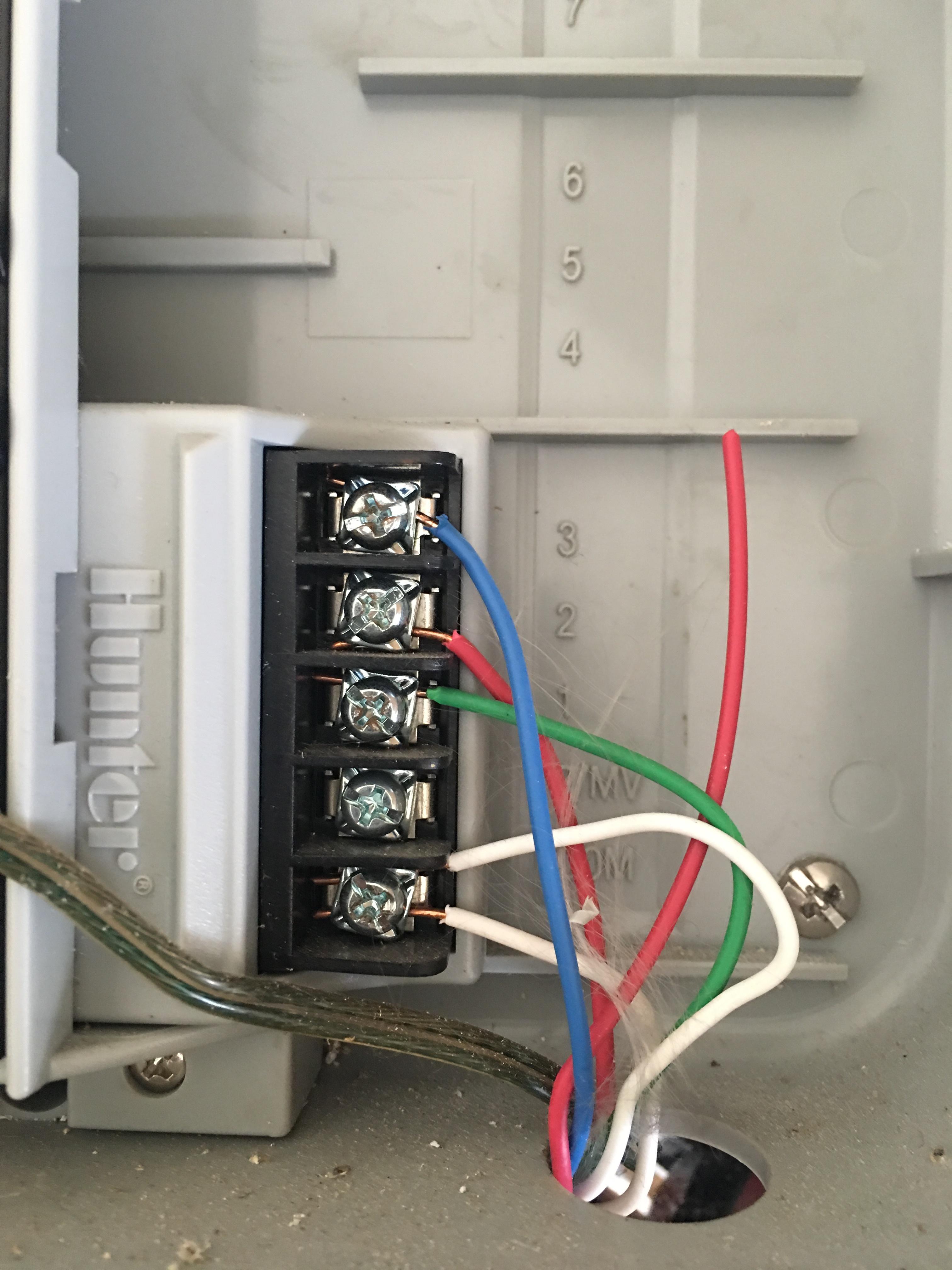 hunter pro c sprinkler system wiring diagram gm 350 carburetor 27 images