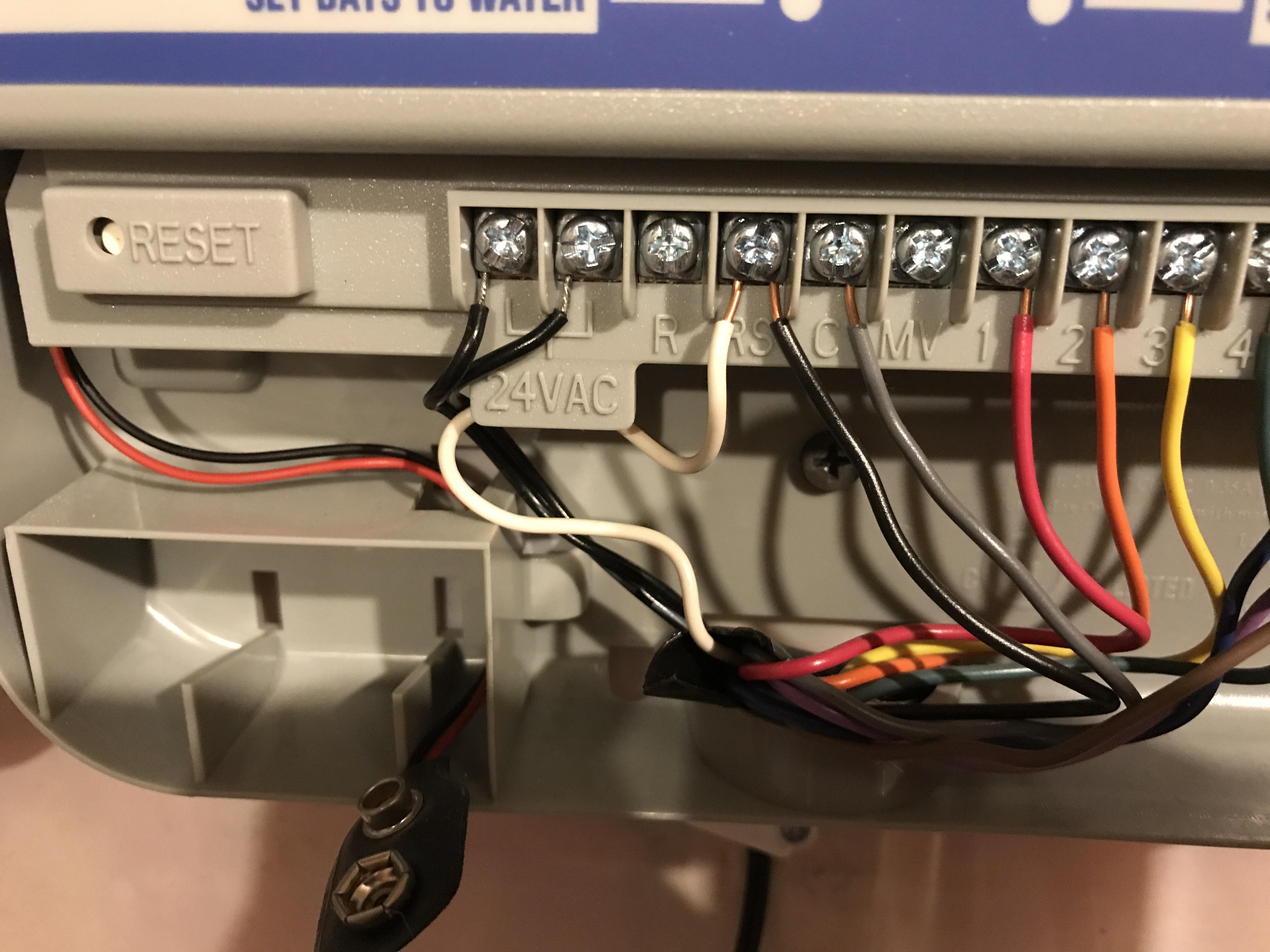 hunter pro c sprinkler system wiring diagram new holland skid steer src 25 images