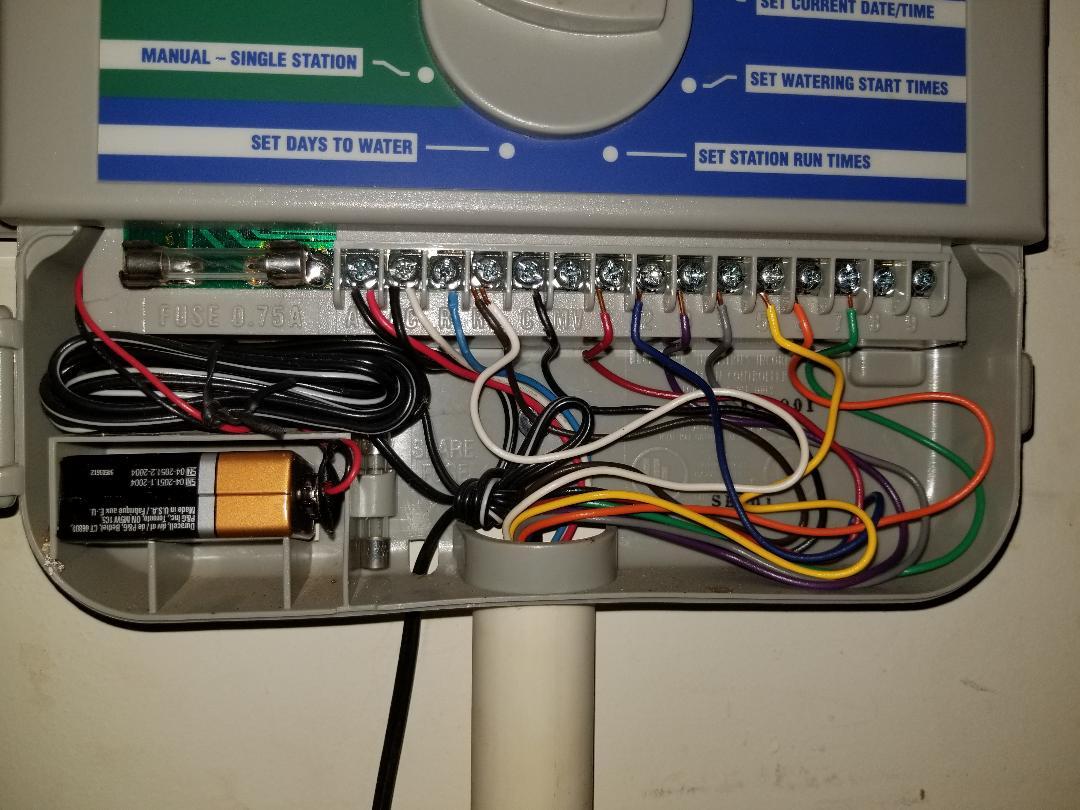 hunter controller 2wire year of clean water Easy Heat Wiring Diagram Hunter Src Wiring Diagram #16