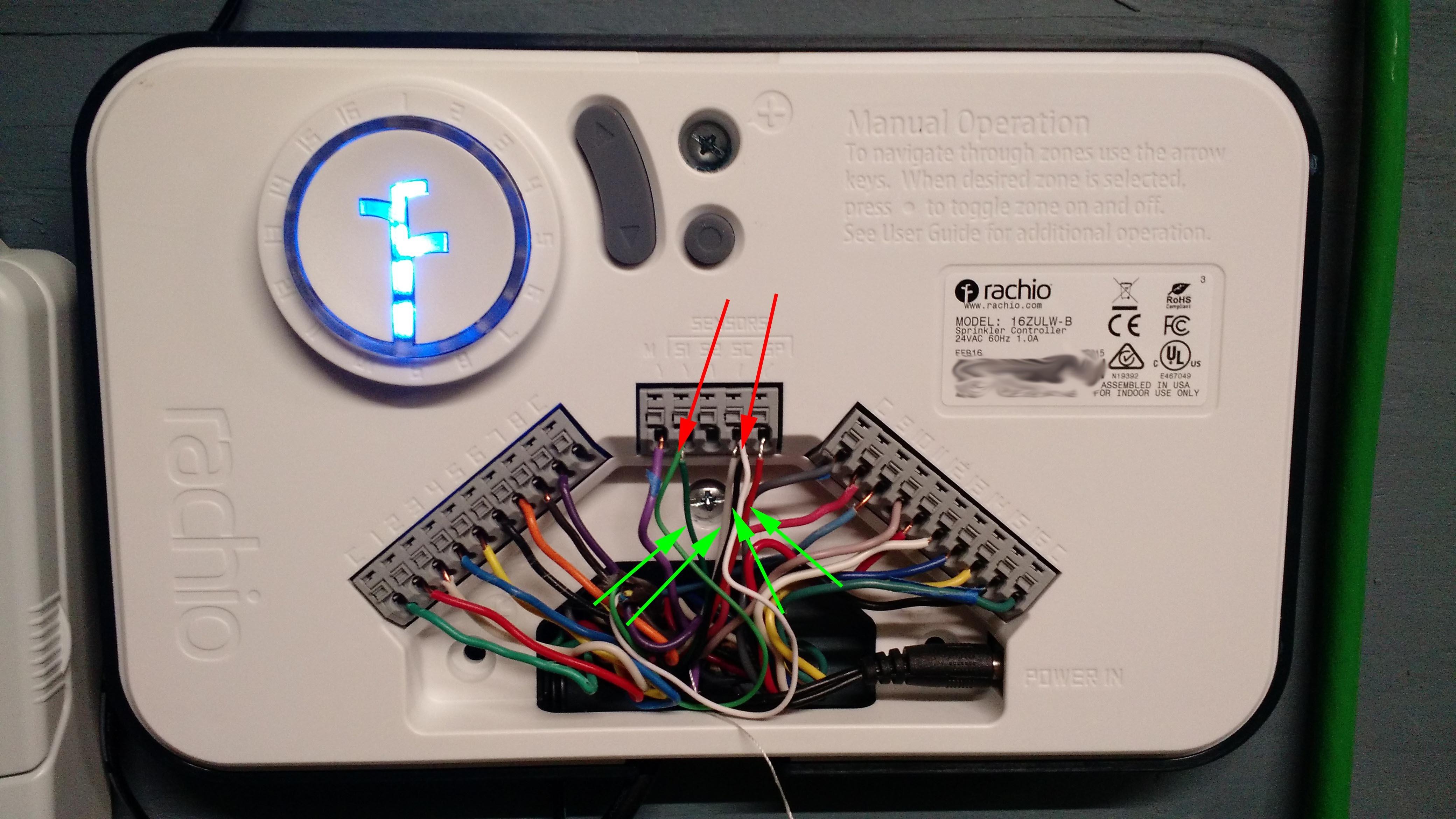 intermatic sprinkler timer wiring diagram 1997 ford f150 xlt stereo for 120v