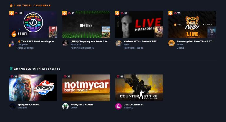 Gain Viewers on the SLIVER Recommended Streams List!