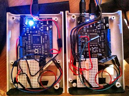 Wireless Sensors with Netduino,  XBee, ioBridge