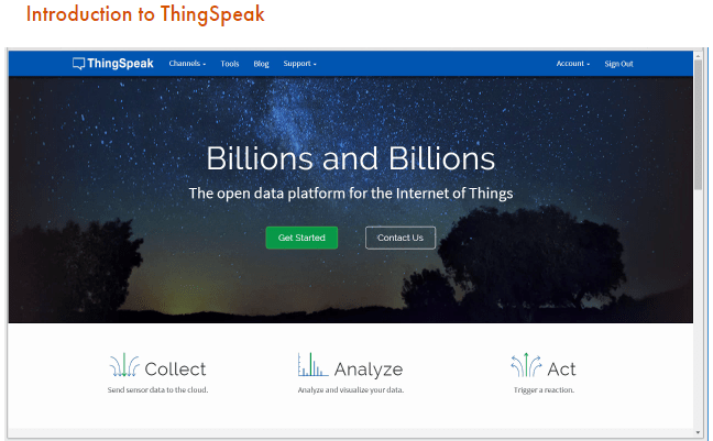 video – ThingSpeak IoT Community