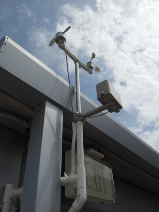 MathWorks Weather Station