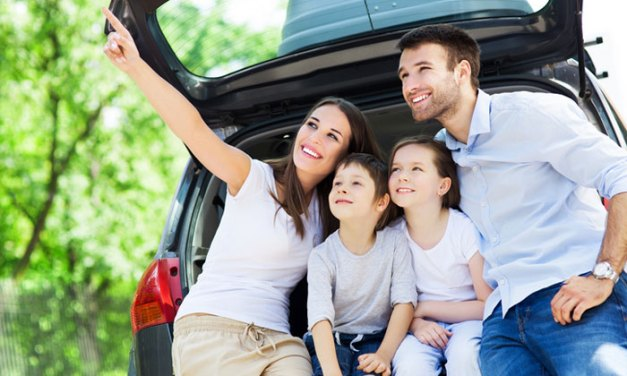 How to Drive Safely With Your Family This Year