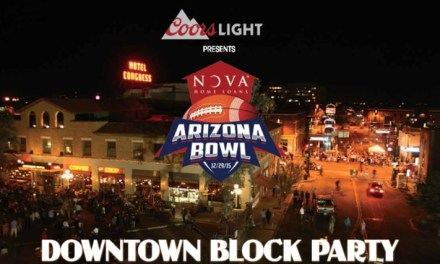 Coors Light Presents the NOVA® Home Loans Arizona Bowl Downtown Block Party