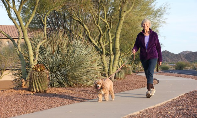 Walking the Walk: First Steps toward Aging Well