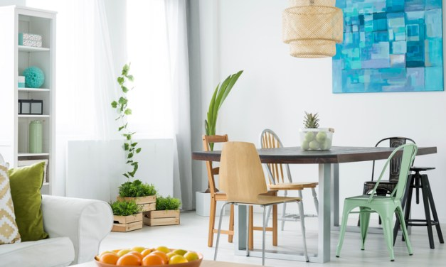 Dining Room Refresher: 5 Ways to Breathe Life into the Space