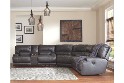 McCaskill 3 Piece Sectional with Power