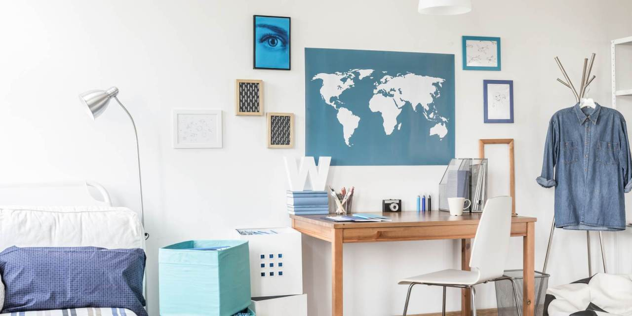 Must-Have Pieces for Your College Dorm or Young Adult's Room