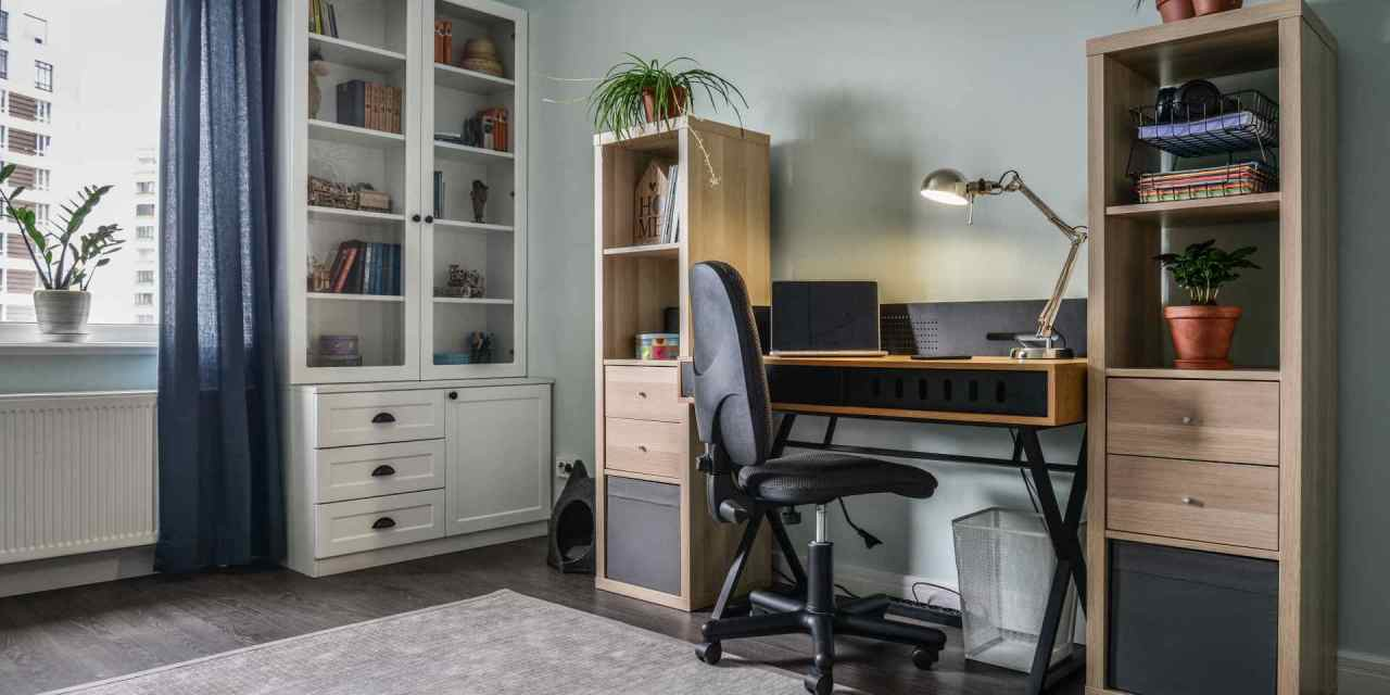 How to Keep Your Home Office Up-to-Date