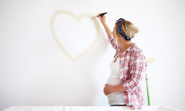 New baby? 4 tips for decorating your nursery