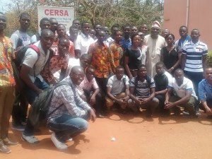 FACULTY EXCHANGE BETWEEN CEADESE AND CERSA, TOGO