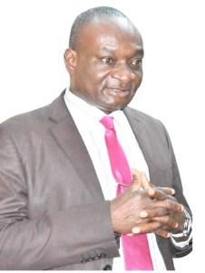 Prof. Kolawole Salako Vice-Chancellor, FUNAAB