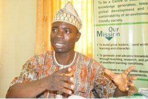 Prof. Emmanuel Fakoya Director, COBFAS