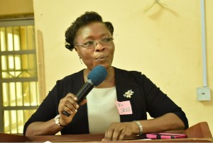 Professor Grace Sokoya