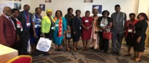 FUNAAB delegates at Ibadan meeting
