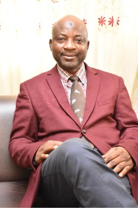 Prof. Lateef Sanni 10th President, ISTRC and Deputy Vice-Chancellor (Development), FUNAAB