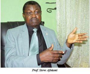 Prof. Steve Afolami